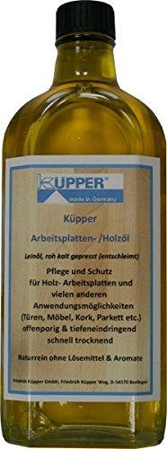 Küpper Arbeitsplatten-/Holzöl Art. 11250 - 1