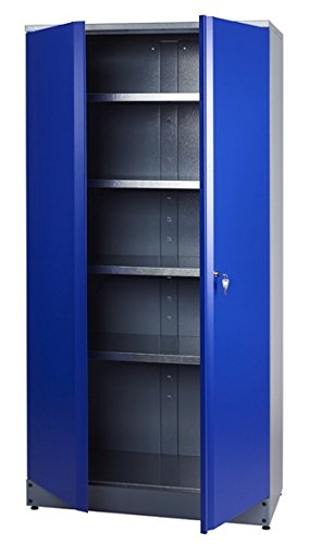 Küpper Hochschrank 70297, 91x180x45cm, Made in Germany -