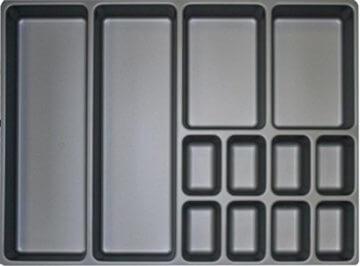 Küpper Schubladenunterteilung für Werkstattwagen 12680, Art. 949 - 1