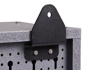 Ondis24 2X Werkstattschrank Hängeschrank Werkzeugschrank abschließbar Werkstatt 40 cm - 8