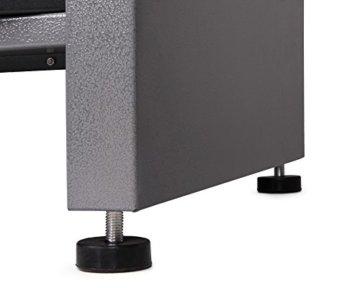 Ondis24 Werkbank 160 cm mit 6 Schiebern und Tür abschließbar Werktisch für Werkstatt Holz Arbeitsplatte (85 cm Arbeitshöhe) - 7