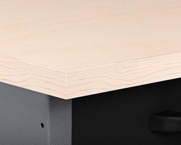 Ondis24 Werkbank Werktisch TÜV geprüft mit 4 Schubladen 60 x 60 cm Arbeitshöhe (85 cm) - 5