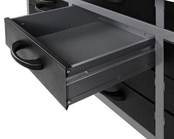 Ondis24 Werkstatteinrichtung 160 cm breit aus: Werkbank TÜV geprüft, 2 x Werkzeugschrank TÜV geprüft, Werkzeugwand mit 22 Lochwandhaken - 2