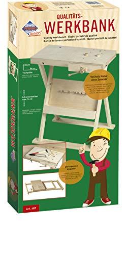 Pebaro 487 Klappbare Werkbank für Kinder, höhenverstellbar - 5