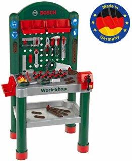 Theo Klein 8320 - Bosch Workshop, Spielzeug - 1