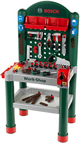 Theo Klein 8320 - Bosch Workshop, Spielzeug - 2