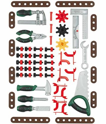 Theo Klein 8320 - Bosch Workshop, Spielzeug - 4