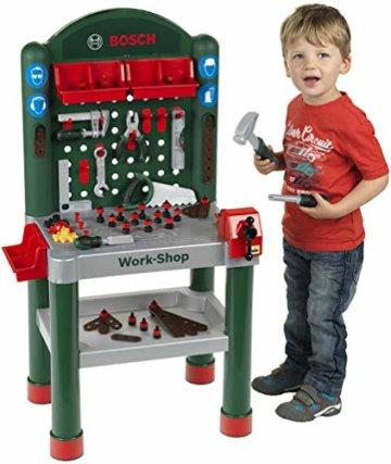 Theo Klein 8320 - Bosch Workshop, Spielzeug - 5