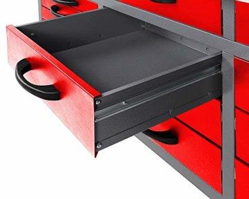 Ondis24 Werkbank 160 x 60 cm, 32mm Arbeitsplatte, Werktisch, Montagewerkbank max. 450kg belastbar, Werkstatt Packtisch (Arbeitshöhe 85 cm) - 3