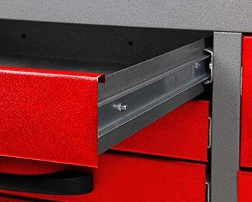 Ondis24 Werkbank 160 x 60 cm, 32mm Arbeitsplatte, Werktisch, Montagewerkbank max. 450kg belastbar, Werkstatt Packtisch (Arbeitshöhe 85 cm) - 4
